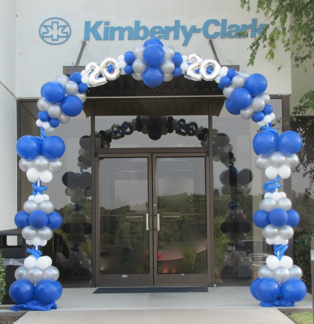 Business events knoxville balloons balloons for for Balloon decoration for corporate events