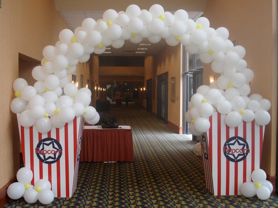 Business events knoxville balloons balloons for for Balloon decoration business